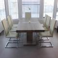 jedilna miza svetla moderna